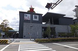 超・大河原邦男展 兵庫県立美術館の様子
