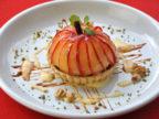 【12月・1月限定!】季節のケーキ「アップルタルト」